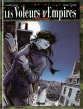 Les voleurs d'Empires -4- Frappe-misère