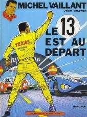 Michel Vaillant -5b1972'- Le 13 est au départ