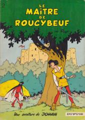 Johan et Pirlouit -2a'- Le maître de Roucybeuf