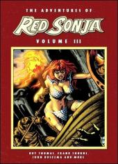 Adventures of Red Sonja (The) (2006) -INT03B- Volume 3