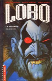 Lobo -1- Le dernier Czarnien