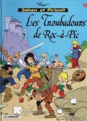 Johan et Pirlouit -15b- Les troubadours de Roc-à-Pic