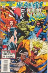 What If? vol.2 (Marvel comics - 1989) -74- What if... mr. sinister formed the x-men ?