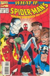 What If? vol.2 (Marvel comics - 1989) -61- What if... spider-man's parents destroyed his family?