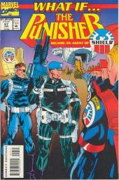 What If? vol.2 (1989) -57- What if... the punisher became an agent of shield?