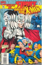 What If? vol.2 (Marvel comics - 1989) -69- What if... stryfe killed the x-men?