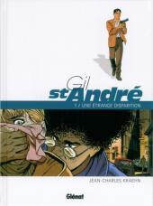Gil St André -1b2010- Une étrange disparition