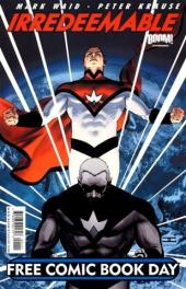 Irredeemable (2009) -FCBD- Irredeemable / Incorruptible - Free Comic Book Day 2010