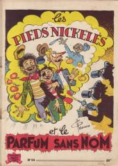 Les pieds Nickelés (3e série) (1946-1988) -24- Les Pieds Nickelés et le parfum sans nom