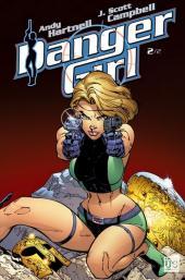 Danger Girl (Soleil) -2- Volume 2/2