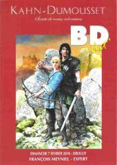 (Catalogues) Ventes aux enchères - Kahn-Dumousset - Kahn-Dumousset - BD art' - dimanche 7 février 2010 - Paris Drouot