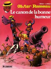 Olivier Rameau -9- Le canon de la bonne humeur