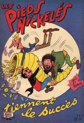 Les pieds Nickelés (3e série) (1946-1988) -52- Les Pieds Nickelés tiennent le succès