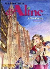 Les aventures d'Aline -7- À Strasbourg