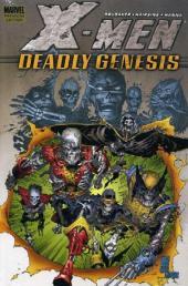 X-Men: Deadly Genesis (2006) -INT- Deadly Genesis
