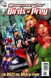 Birds of Prey (2010) -1- Endrun part 1 : without breaking a few eggs