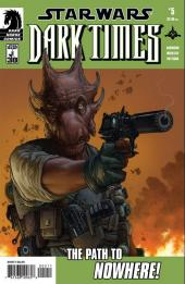 Star Wars: Dark Times (2006) -5- The path to nowhere #5