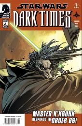 Star Wars: Dark Times (2006) -6- Parallels #1