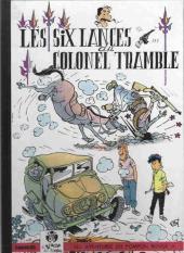 Pompon Rouge (Les Aventures du) -9a- Les six lances du colonel Tramble