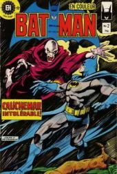Batman (Éditions Héritage) -2- Cauchemar en rouge