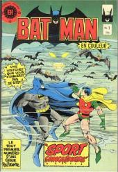Batman (Éditions Héritage) -1- Sport sanguinaire