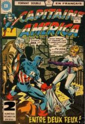 Capitaine America (Éditions Héritage) -9293- Feux croisés