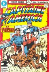 Capitaine America (Éditions Héritage) -114115- La Légende vivante !