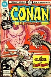 Conan le barbare (Éditions Héritage) -7374- L'Épée et le serpent!