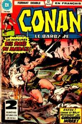 Conan le barbare (Éditions Héritage) -7576- Violence à shem!