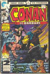 Conan le barbare (Éditions Héritage) -8182- La longue nuit du croc et de la griffe