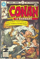 Conan le barbare (Éditions Héritage) -8384- Les démons-crabes des falaises noires