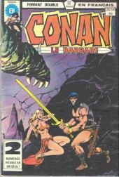 Conan le barbare (Éditions Héritage) -129130- L'Épée et la bête
