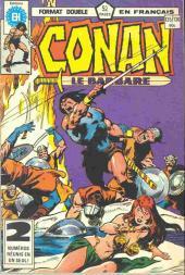 Conan le barbare (Éditions Héritage) -135136- La tour de feu