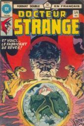 Docteur Strange (Éditions Héritage) -34- Une mort pour l'immortalité