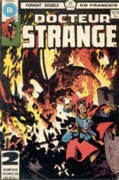 Docteur Strange (Éditions Héritage) -1516- La glace noire!