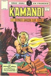 Kamandi (Éditions Héritage) -34- L'année du rat