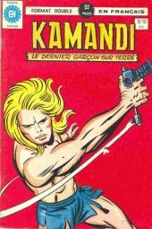 Kamandi (Éditions Héritage) -910- Le bandit manchot