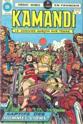 Kamandi (Éditions Héritage) -1112- Fleur!