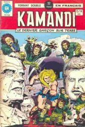 Kamandi (Éditions Héritage) -1314- Tome 13
