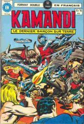 Kamandi (Éditions Héritage) -1516- Tome 15