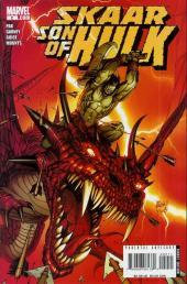 Skaar: Son of Hulk (2008) -2- Blood of the dragon