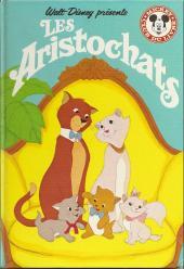 Mickey club du livre -22- Aristochats (les)