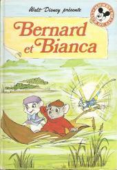 Mickey club du livre -56- Bernard et bianca