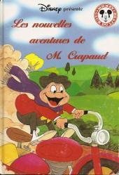 Mickey club du livre -155- Nouvelles aventures de M. Crapaud (les)