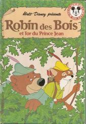 Mickey club du livre -210- Robin des bois et l'or du prince jean