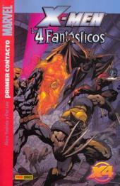 X-Men / Los 4 fantásticos: primer contacto - X-men / los 4 fantásticos: primer contacto