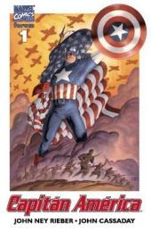 Capitán América (Vol. 5) -1- Enemigo - Capítulo uno: Polvo