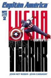 Capitán América (Vol. 5) -2- Enemigo - Capítulo dos: Una nación
