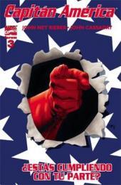 Capitán América (Vol. 5) -3- Enemigo - Capítulo tres: Blancos fáciles