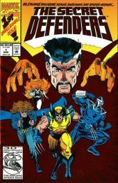 Secret Defenders (1993) -1- A gathering of heroes